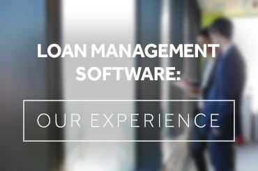 Loan-management-software