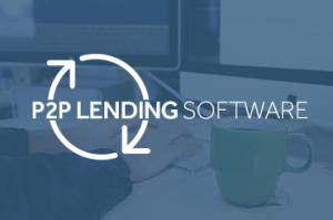 Peer-to-peer lending software