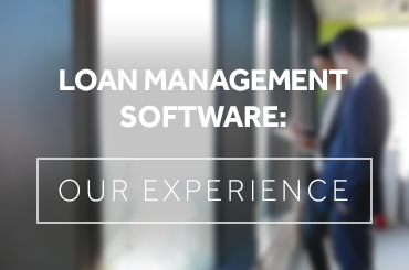 Loan-management-software