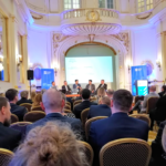 WLCF at the Fintech Conference in Warsaw, Poland 7th March 2019